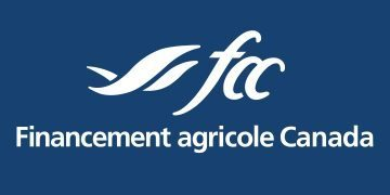 Logo - Financement agricole Canada
